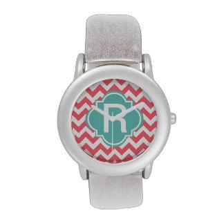 Personalizable del trullo y del reloj del zigzag
