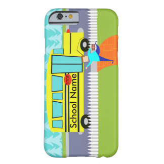 Personalizable el caso de cogida del iPhone 6 del Funda Barely There iPhone 6
