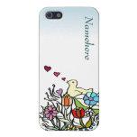 Personalizable: Florido iPhone 5 Fundas
