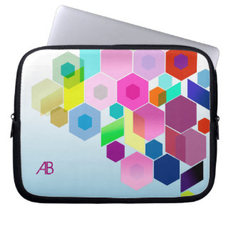 Personalizable: Hexagonal Fundas Portátiles