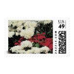 Personalizable Holiday Postage Stamp