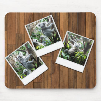 Personalizable Instant Multi Photo Frame Mouse Pad