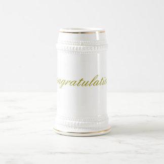 Personalizable Jarra De Cerveza