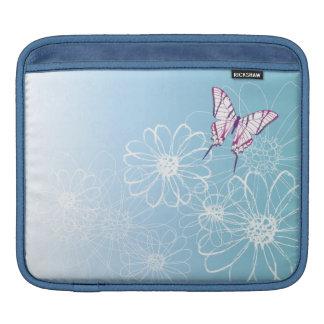 Personalizable Mariposa Funda Para iPads