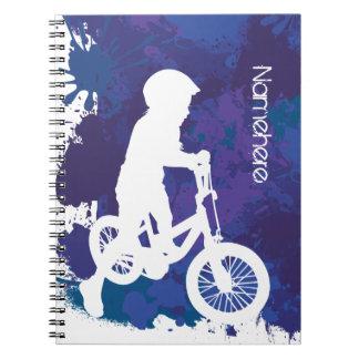 Personalizable: Motorista Cuadernos