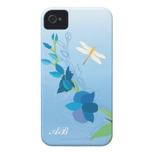 Personalizable: Orquídeas iPhone 4 Protector