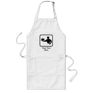 Personalizable para el panadero o el cocinero delantales