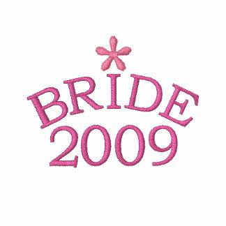 Personalizable rosado atractivo de la novia 2009