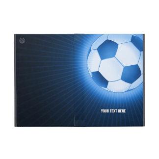 Personalizable Soccer Football iPad Mini Covers For iPad Mini