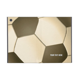 Personalizable Soccer Football iPad Mini Case For iPad Mini