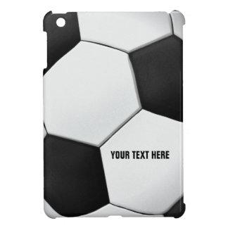 Personalizable Soccer Football iPad Mini iPad Mini Covers