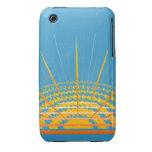 Personalizable soleado del | iPhone 3 Case-Mate funda