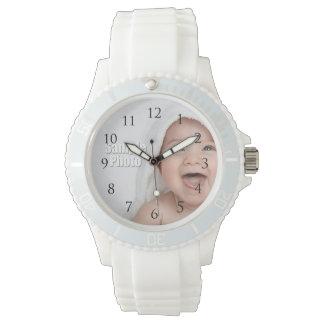 Personalizable su reloj de la foto