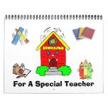 Personalizable Teacher Calendar 2013