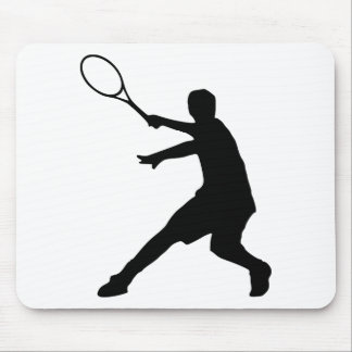 Personalizable tennis mouse pad