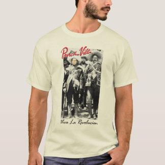 Personalizable usted y de Pancho Villa con su foto Playera