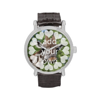 Personalizable With Hearts Watches