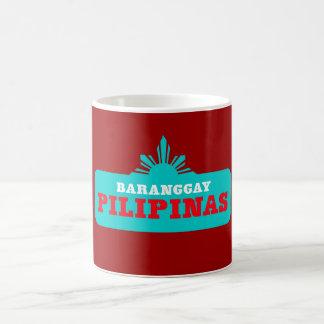 Personalizables de Baranggay Pilipinas Taza De Café