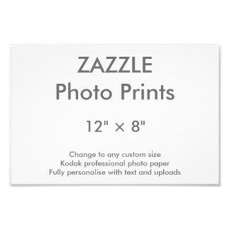 """Personalizado 12"""" de Zazzle x 8"""" impresión 30 x 20 Cojinete"""