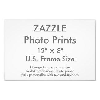 """Personalizado 12"""" de Zazzle x 8"""" impresión de la Cojinete"""
