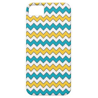 Personalizado amarillo y azul del modelo de funda para iPhone SE/5/5s