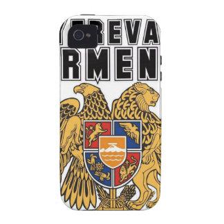 Personalizado Armenia de la capilla del representa iPhone 4 Carcasas