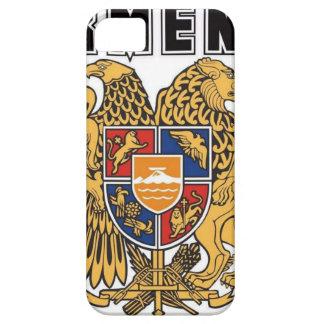 Personalizado Armenia de la capilla del representa iPhone 5 Case-Mate Fundas