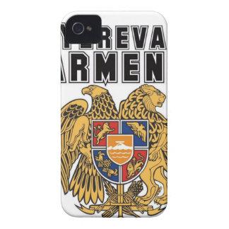 Personalizado Armenia de la capilla del representa Case-Mate iPhone 4 Carcasas