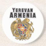 Personalizado Armenia de la capilla del representa Posavasos Cerveza