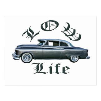 personalizado bajo de Oldsmobile de los años 50 de Postales