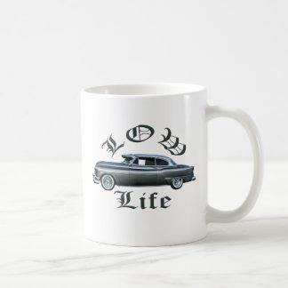 personalizado bajo de Oldsmobile de los años 50 de Taza De Café
