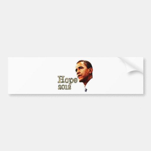 Personalizado Barack Obama de Africankoko Pegatina Para Auto