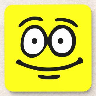 Personalizado BG del Emoticon Posavaso