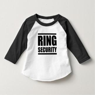 Personalizado - camisa del niño de la seguridad