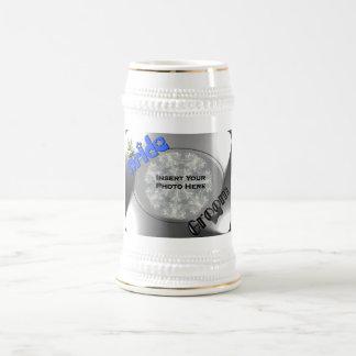 Personalizado casando el favor Stein #3 de la foto Jarra De Cerveza