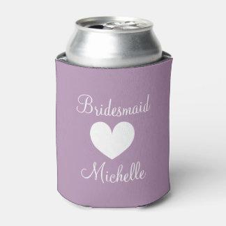 Personalizado casando el neverita de bebidas para enfriador de latas