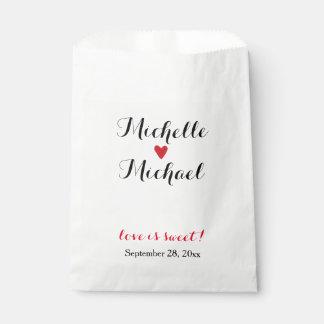 Personalizado casando la comida fría de la barra bolsa de papel