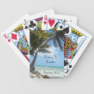 Personalizado casando naipes cartas de juego