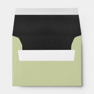 Personalizado chartreuse y gris de la ocasión espe sobre