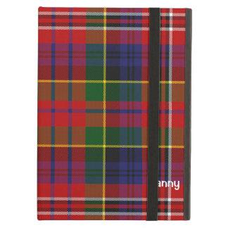 Personalizado colorido de la tela escocesa de