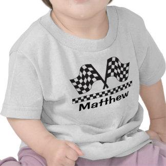 Personalizado compitiendo con el regalo de la camiseta