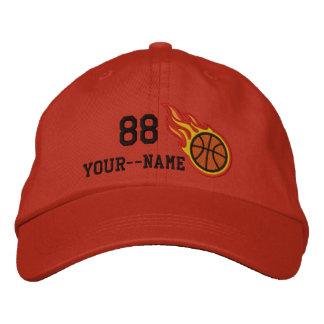 Personalizado compitiendo con la insignia de la gorras de béisbol bordadas