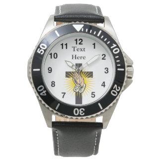 Personalizado conmemorativo del reloj de la