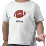 Personalizado conocido personalizado fútbol del di camisetas