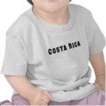 Personalizado Costa Rica de la capilla del represe Camiseta
