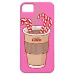 Personalizado cuatro caramelos y un caso del iPhon iPhone 5 Case-Mate Protector