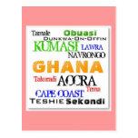 Personalizado de African_Urban Tarjetas Postales