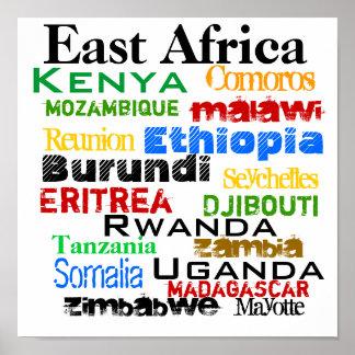 Personalizado de Africankoko Póster
