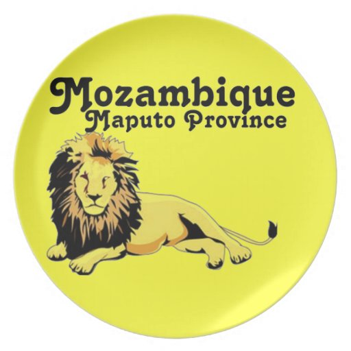 Personalizado de Africankoko; Provincia de Maputo  Plato De Comida