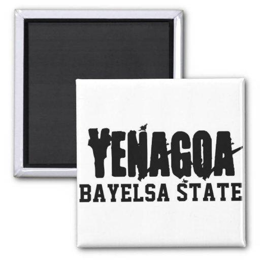 Personalizado de Africankoko (yenagoa, estado de B Imanes Para Frigoríficos